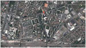 Pasji salon Toutou_google map